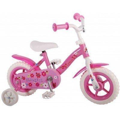 """Bicicleta copii Volare Flowerie 10"""""""