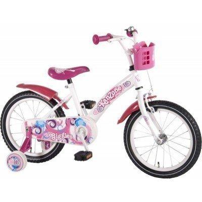 "Bicicleta copii Volare Kanzone Giggles 16"""