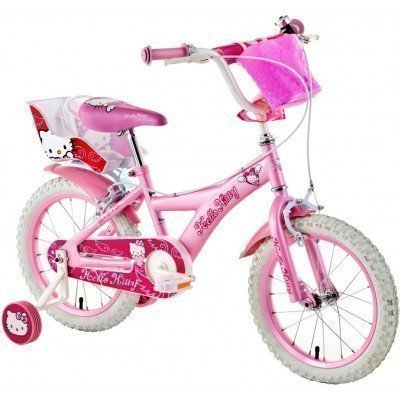 Bicicleta copii Hello Kitty 16""