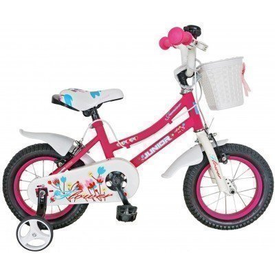 Bicicleta copii Junior J1202A 12""