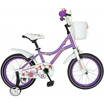 Bicicleta copii Junior J1602A 16""