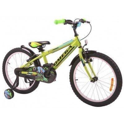 "Bicicleta copii MTB Omega Master 16"""