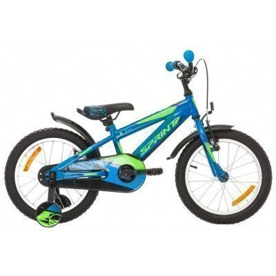 Bicicleta copii Sprint Lion 16""