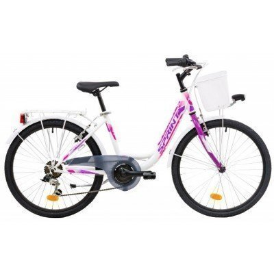 "Bicicleta copii Sprint Starlet City 24"" 2019"