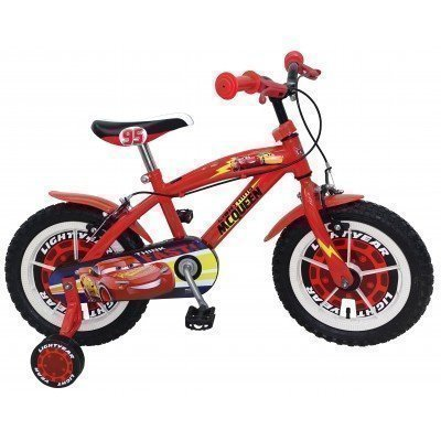 "Bicicleta copii Stamp Cars 14"""