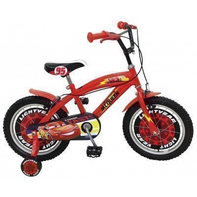 Bicicleta copii Stamp Cars 16""