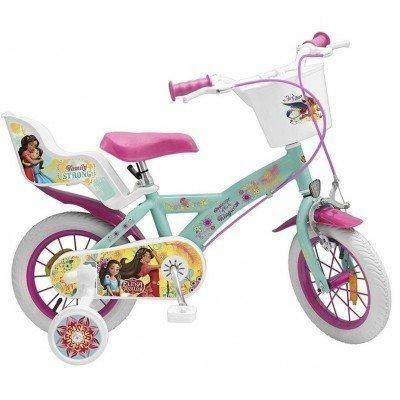 "Bicicleta copii Toimsa Elena de Avalor 12"""