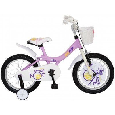"""Bicicleta copii Velors V1602B 16"""""""