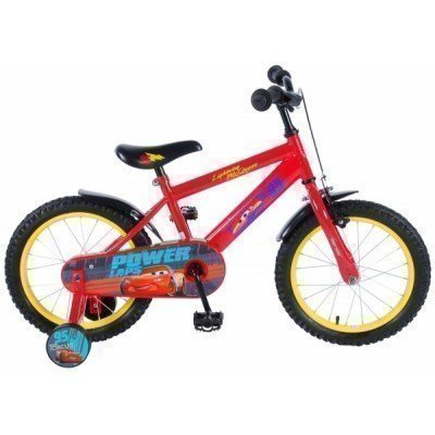 "Bicicleta baieti Volare Cars 3 16"""