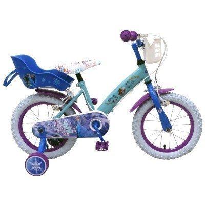 "Bicicleta copii Volare Frozen 14"""