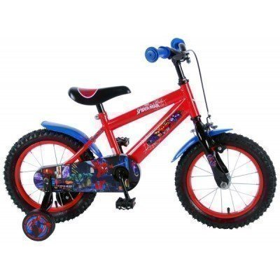 Bicicleta copii Volare Spiderman Ultimate 14""