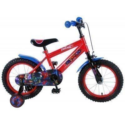"Bicicleta copii Volare Spiderman Ultimate 14"""