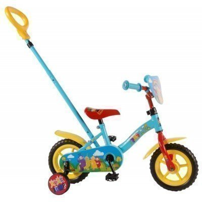 "Bicicleta copii Volare Teletubbies 10"""