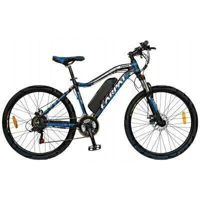 "Bicicleta electrica MTB Carpat C1001E 26"""