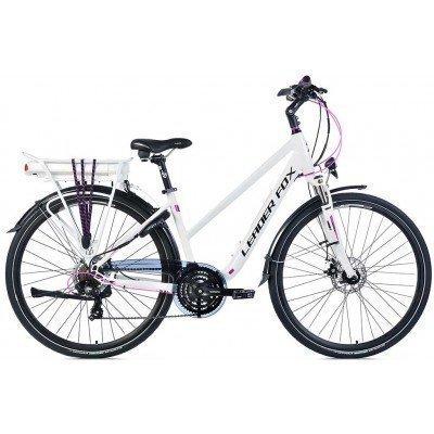 "Bicicleta Electrica Leader Fox Forenza Lady 28"" 2018"