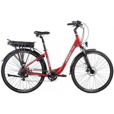 "Bicicleta Electrica Leader Fox Induktora 28"" 2018"