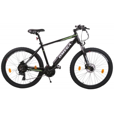 "Bicicleta electrica MTB Omega Liohult 27.5"""