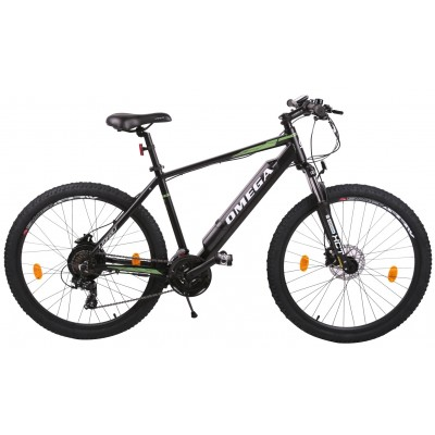 "Bicicleta electrica MTB Omega Liohult 29"""