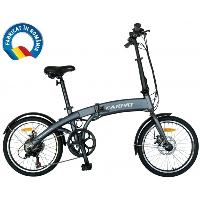 Bicicleta electrica pliabila Carpat CSC10/05E