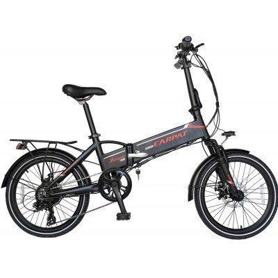 Bicicleta electrica pliabila Carpat Morgan C1003E