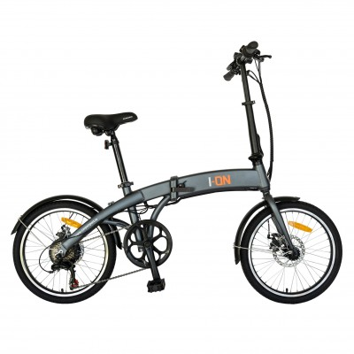 Bicicleta electrica pliabila I-ON I1004E