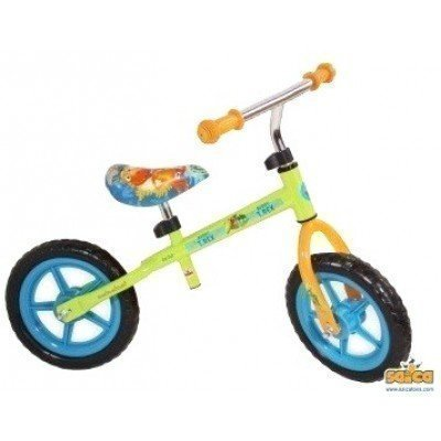 Bicicleta fara pedale Saica Dino Train