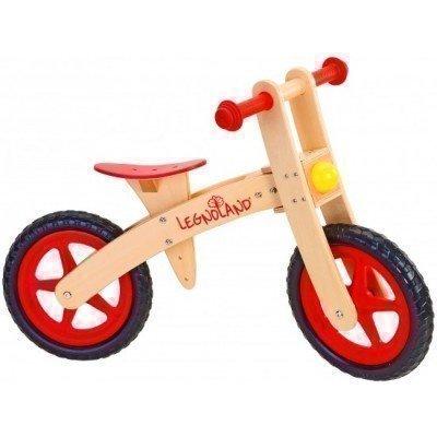 Bicicleta fara pedale Globo Legnoland