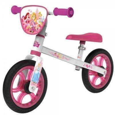 Bicicleta fara pedale Smoby Disney Princess