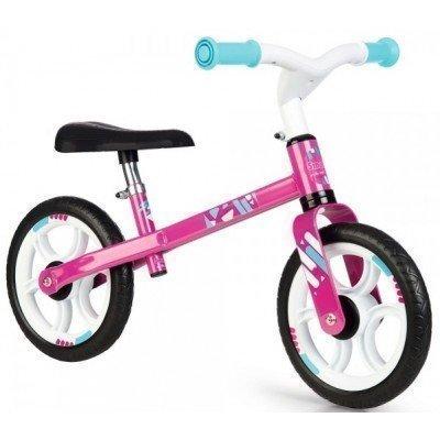 Bicicleta fara pedale Smoby First Bike