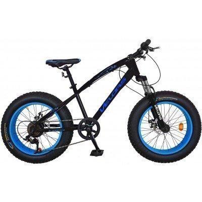 "Bicicleta Fat Bike Velors V2000A 20"""