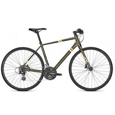Bicicleta Hybrid Focus Arriba Altus 24G DI
