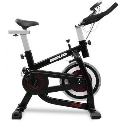 Bicicleta Indoor Cycling Scud 7006