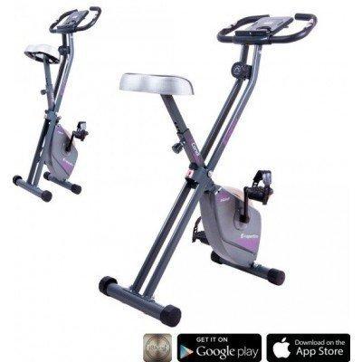 Bicicleta magnetica pliabila inSPORTline inCondi UB20m