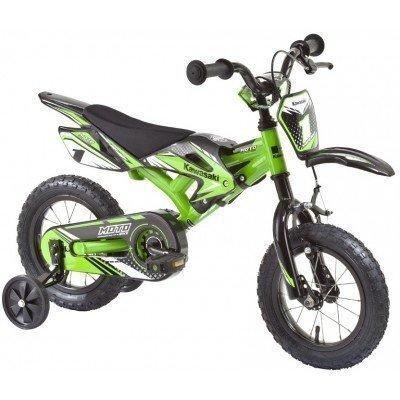 """Bicicleta Kawasaki Moto 12"""""""