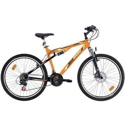 """Bicicleta MTB Bikesport Full 26"""" 2014"""