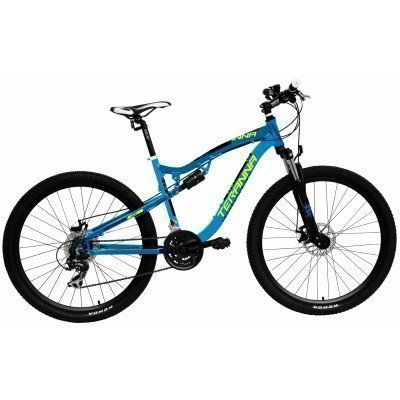 Bicicleta MTB DHS 2745 2018