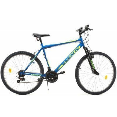 Bicicleta MTB DHS Kreativ 2603 2019