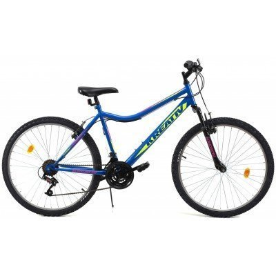 Bicicleta MTB DHS Kreativ 2604 2019