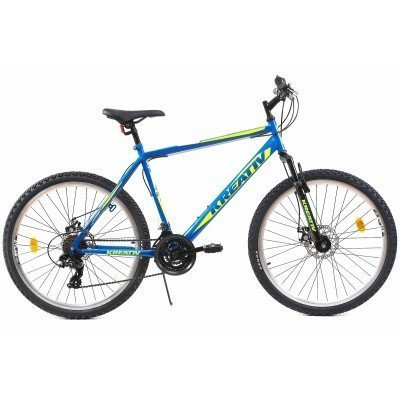 Bicicleta MTB DHS Kreativ 2605 2019
