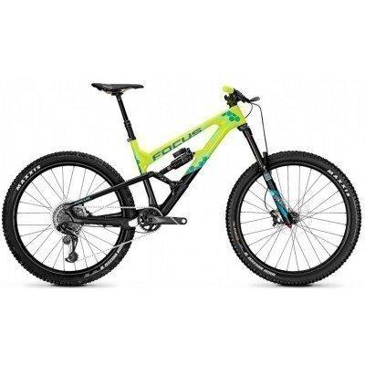 """Bicicleta MTB Focus Sam C SL 27.5"""" 2018"""