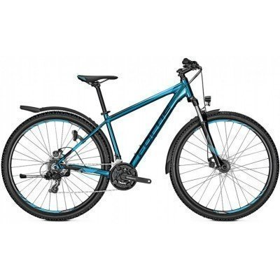 "Bicicleta MTB Focus Whistler 3.4 EQP 21G 29"" 2019"