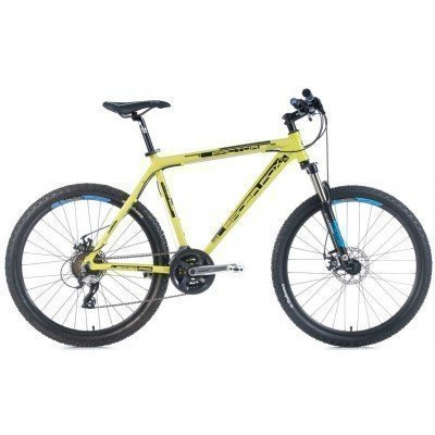 Bicicleta MTB Leader Fox Factor 2016