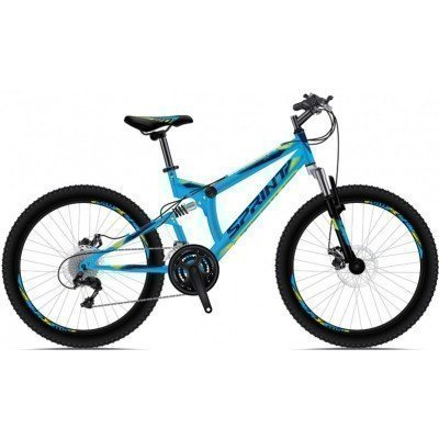"Bicicleta MTB Sprint Element 24"" DB 2018"