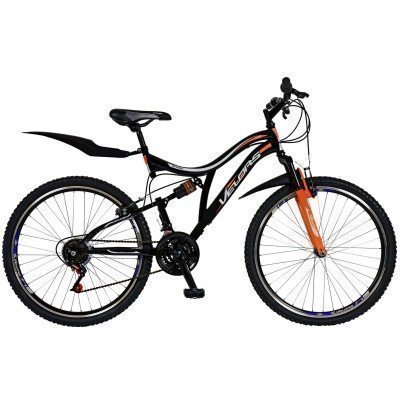 "Bicicleta MTB Velors V2659A 26"""
