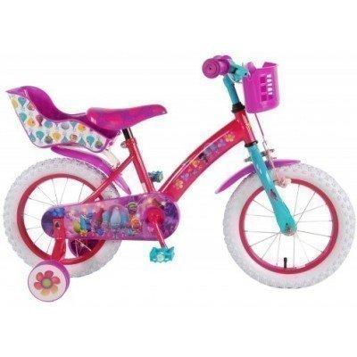 "Bicicleta copii Volare Trolls 16"""
