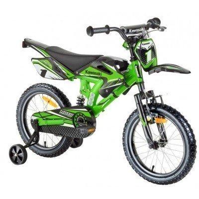 "Bicicleta copii Kawasaki Sairensa 16 ""- 2018"