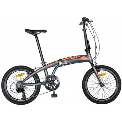 "Bicicleta pliabila Carpat C2052C 20"""