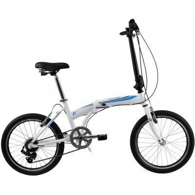 Bicicleta pliabila DHS Folding 2095 - model 2017