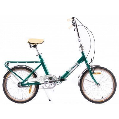 Bicicleta pliabila Pegas Practic Retro Aluminiu