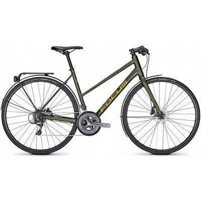 Bicicleta semicursiera Focus Arriba 3.9 16G TR 2019